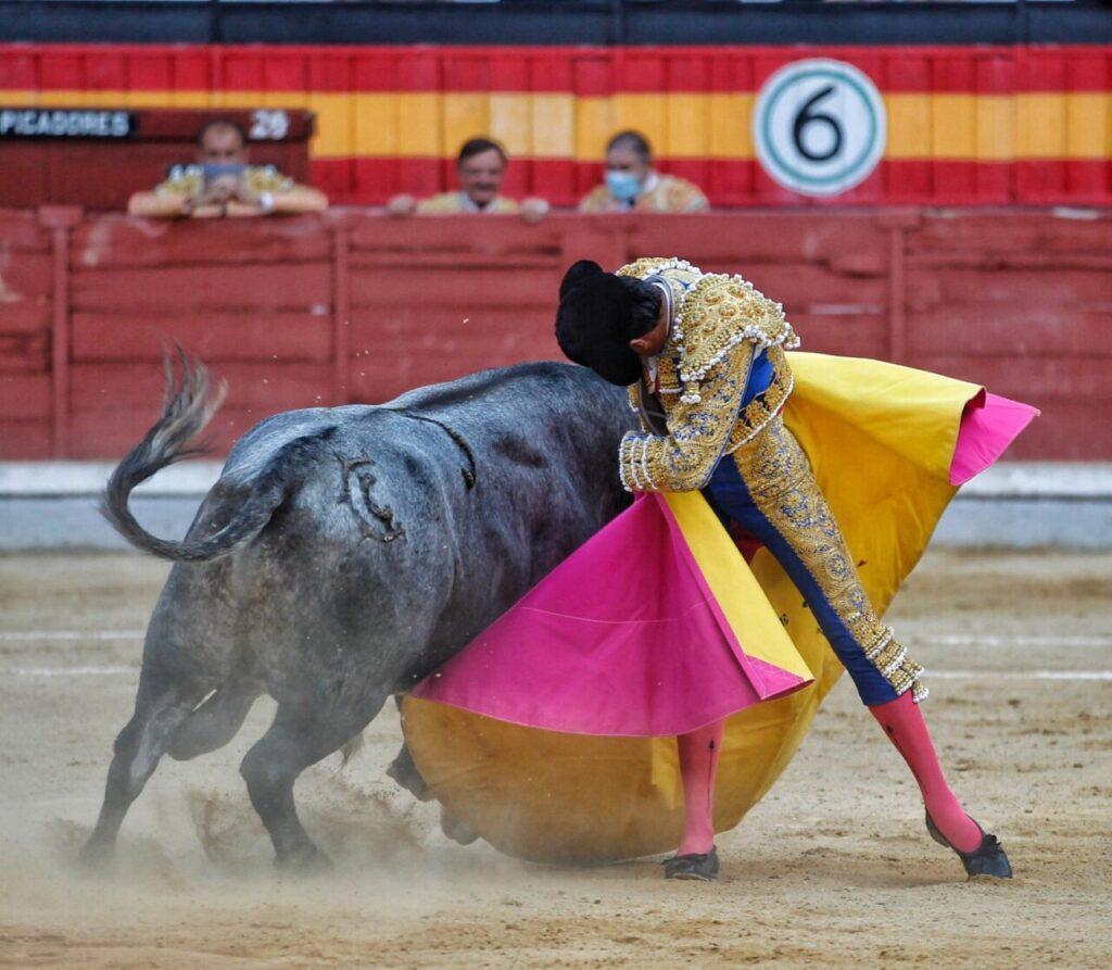 Emilio de Justo: 'La responsabilidad de la Tauromaquia este año ha recaído en los toreros que hemos decidido torear'