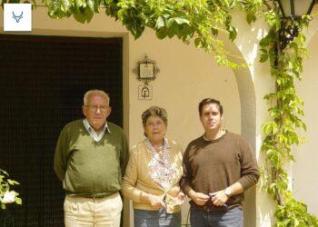 Fallece Carmen Leguina, madre del ganadero Manuel Frías