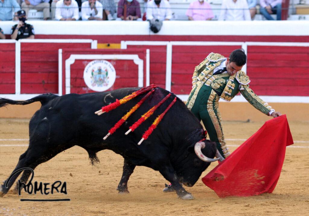 Sergio Serrano: 'En dos años, he pasado de pensar en retirarme a sentirme más torero que nunca'