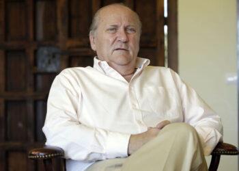 José Moya, ganadero de El Parralejo l DIARIO DE SEVILLA-JUAN CARLOS MUÑOZ