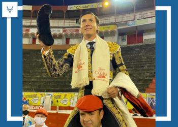 José Arcila triunfador en la última de Manizales