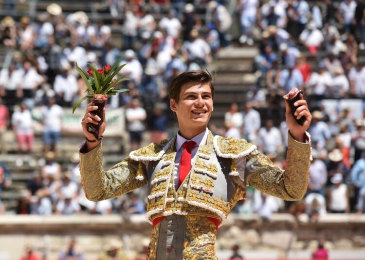 El Rafi tomará la alternativa en la Feria de Pentecostés de Nimes