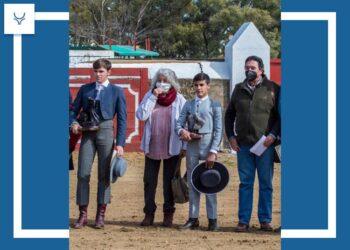 Manuel Osuna y Daniel Fernández, triunfadores del certamen 'Las Raíces del Toreo'