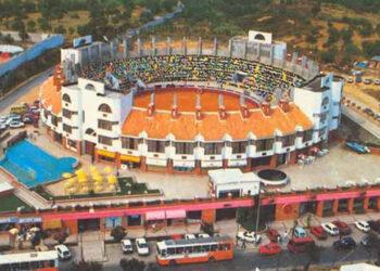 Monumental de Albufeira: desactivada por la inmobiliaria que la compró