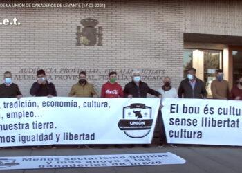 Los ganaderos de bravo de Castellón se querellan contra la consellera Mireia Mollà