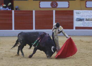 Pablo Aguado, en Ubrique