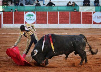 Esaú Fernández, en Ossa de Montiel   Foto: Prensa Esaú Fernández