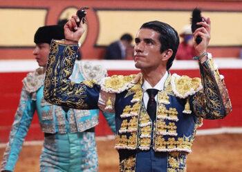 'Calita', dos orejas con un noble astado de Coyotepec en Huamantla