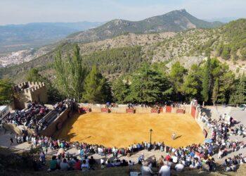 PLaza de toros de Segura de la Sierra I fotografía: orgullososdejaen.es