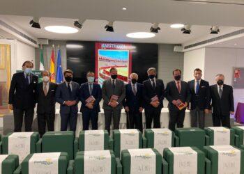 Fundación Caja Rural, Miguel Briones, 'Maestranza', Curro Romero, Carmen Tello, Sevilla