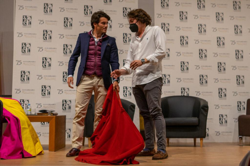 José Garrido, Colegio Mayor Moncloa, Madrid