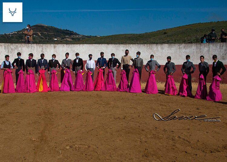 La ganadería de Torres Gallego albergó la primera selección de alumnos para participar en las novilladas televisadas de Canal Sur TV