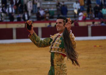 Emilio de Justo, en Almendralejo