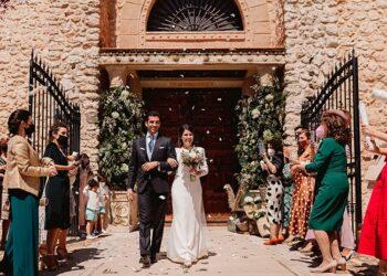 Fernando Tendero, Alicia Mascaraque, matrimonio, Villarta de San Juan