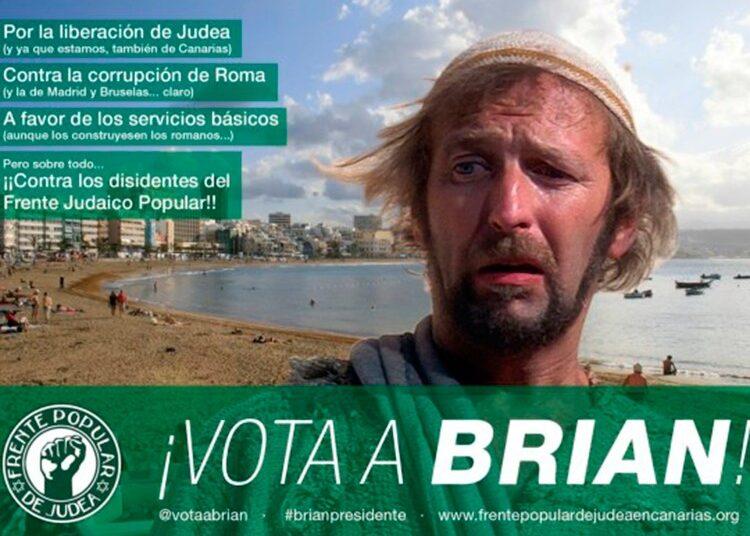 Frente Popular Judea, La Vida de Brian, película