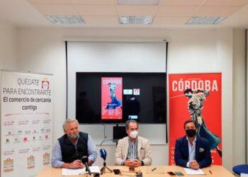 Córdoba, Feria de la Salud, Lances de Futuro, José María Garzón, escaparates