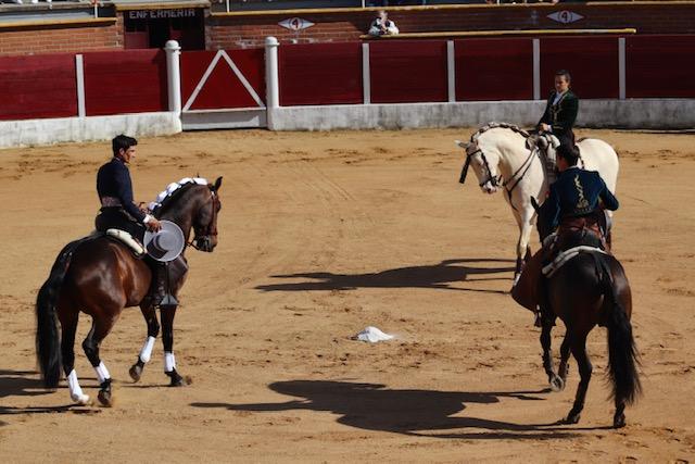 Rocío Arrogante, José María Martín, Sergio Pérez, Esquivias, Toledo