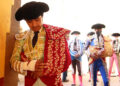 Sergio Flores, Tlaxcala, México, Corrida de la Prensa, Angelino de Arriaga, José María Macías