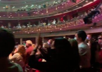 público, teatro, Madrid, 50 por ciento aforo