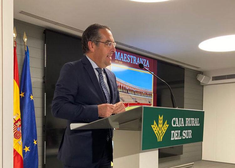 Miguel Briones: 'No seré yo quien diga cómo y cuándo se deben dar toros en Sevilla'