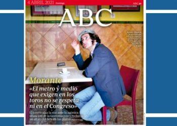 Morante de la Puebla, Sevilla, Domingo de Resurrección, ABC