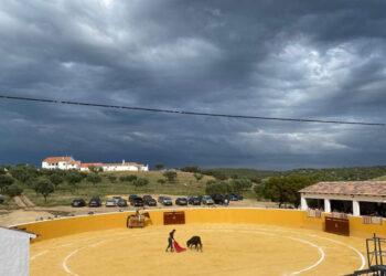 La historia de Murteira Grave unida para la inauguración de la nueva plaza de tientas de Galeana