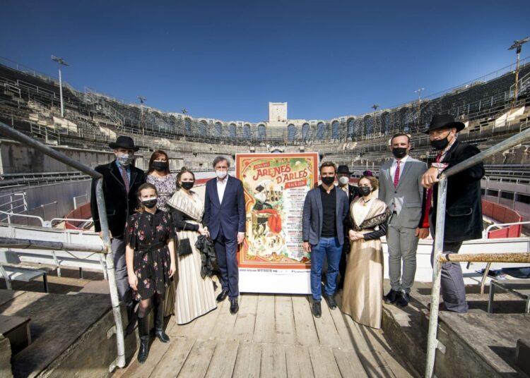 Categoría y lujo en la temporada de Arles