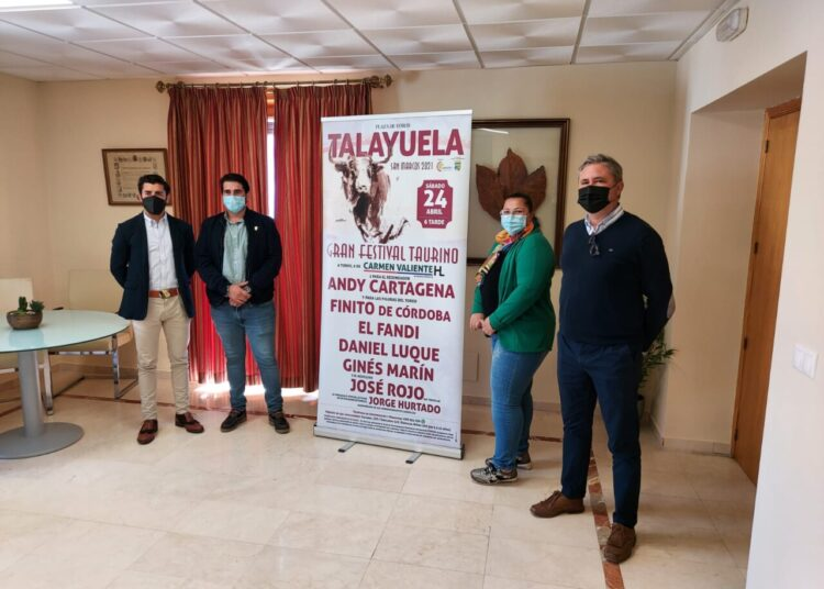 Talayuela anuncia un atractivo festival