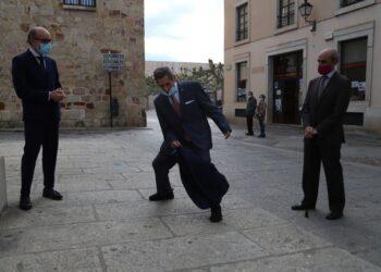 'Aquí, en Zamora, no hace falta decir el nombre. Es el maestro'