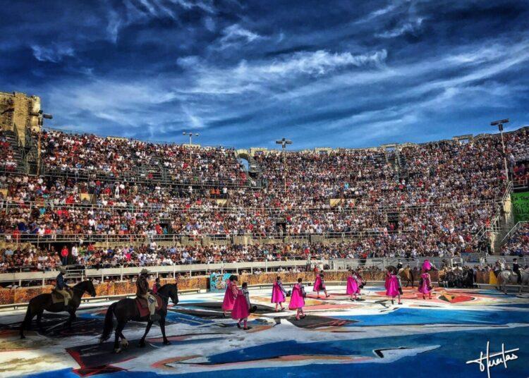 Arles, Francia, Goyesca, Feria del Arroz