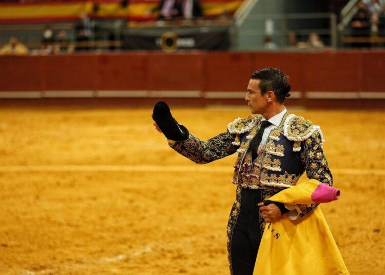 Manzanares: 'La corrida no ha sido buena para los toreros'