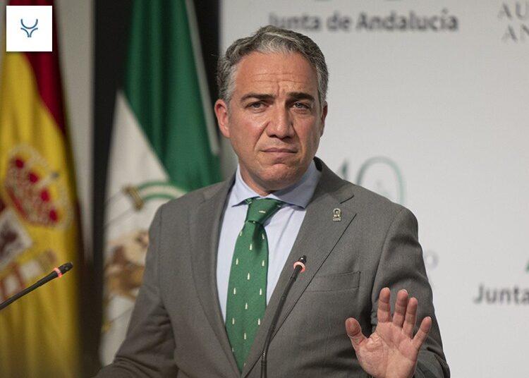 Elías Bendodo: 'El Gobierno andaluz trabaja en la flexibilización de las condiciones para celebrar espectáculos taurinos'