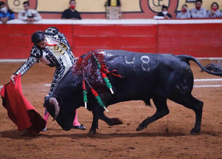 Sebastián Ibelles vuelve a triunfar en Huamantla