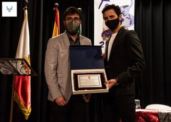 Roca Rey recibió el 'Premio Gerena Taurina'