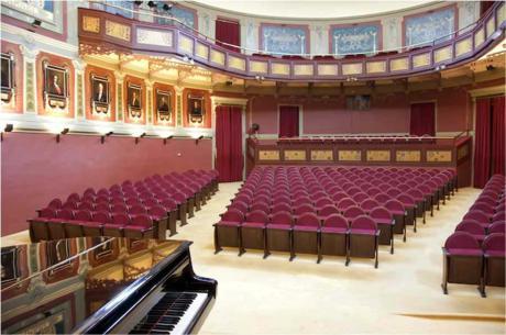 Salón de Actos del prestigioso Ateneo de Madrid l https://www.ateneodemadrid.com/