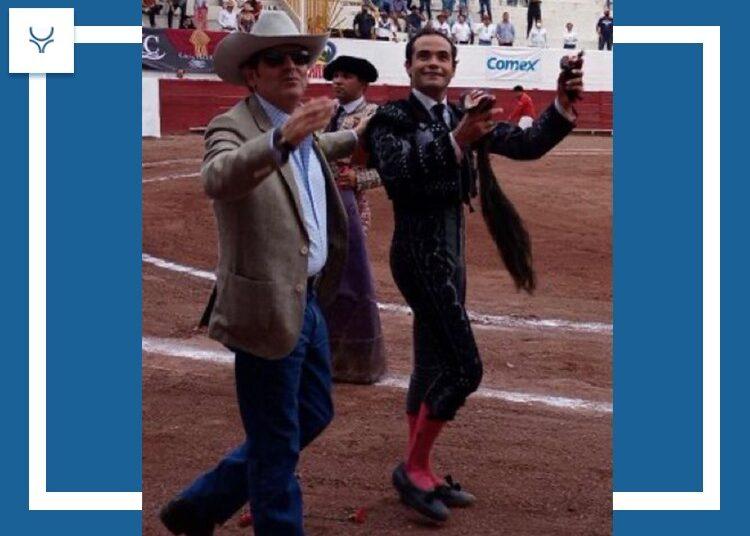 Juan Pablo Sánchez, paseó un rabo en Ciudad Lerdo