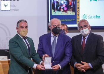 La Empresa Pagés recibe la 'Insignia de Oro' de la Asociación Andaluza de Escuelas Taurinas 'Pedro Romero'