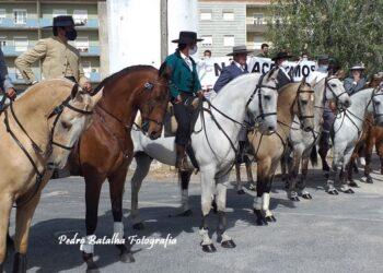 Los Cavaleiros defendieron la Fiesta en Santarem l PEDRO BATALHA