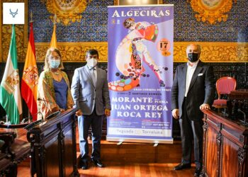 Carmelo García se estrena en Algeciras con un cartelazo
