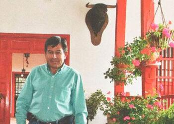 Fallece el ganadero colombiano Augusto Garzón