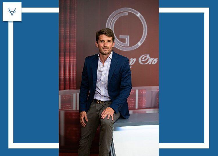 Alfonso Cadaval, protagonista en 'Grana y Oro' de CyLTV