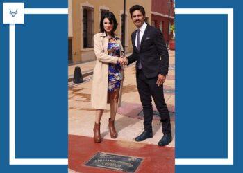 Emiliano Gamero estrena apoderamiento en la persona de Verónica González