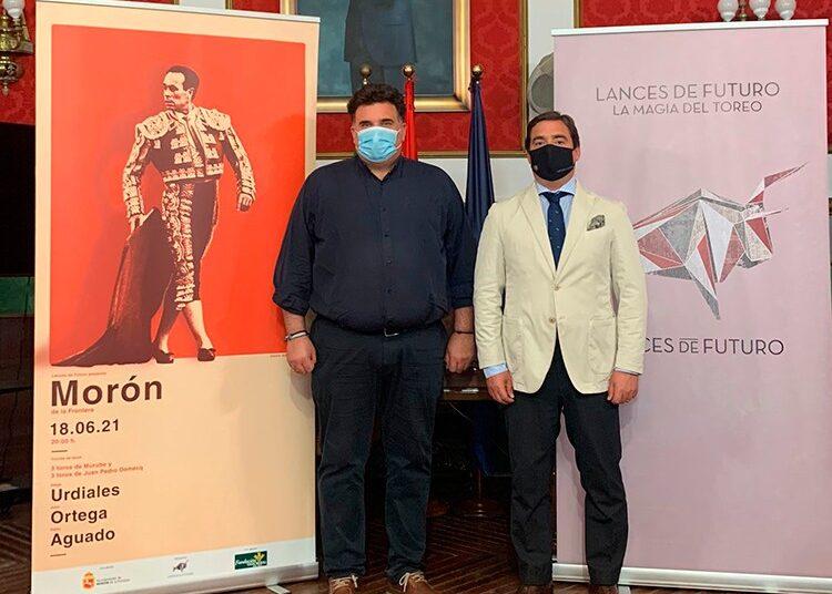 Morón de la Frontera, Curro Romero, Sevilla, carteles, Lances de Futuro