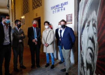 La Comunidad de Madrid expone 18 retratos para conmemorar el 90 aniversario de Las Ventas