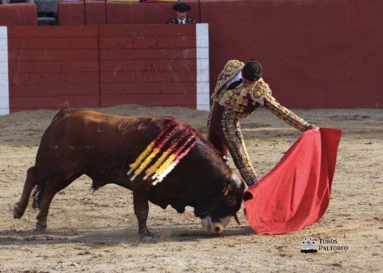 Nacho Torrejón, en Sonseca