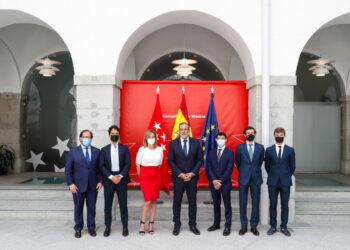 La Comunidad de Madrid muestra su apoyo a la tauromaquia y a los profesionales del sector
