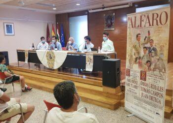 Presentación cartel Alfaro