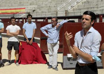 Emilio de Justo, Las Ventas, Madrid, Corrida de la Cultura, Escuela Taurina José Cubero Yiyo,