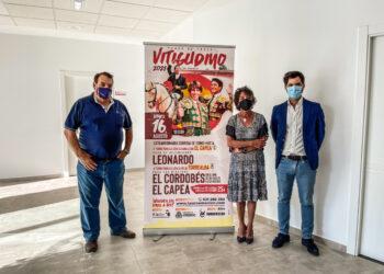 Tauroemoción anuncia el cartel del regreso de los toros a Vitigudino