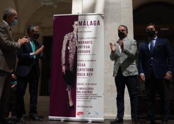 Presentación carteles Málaga
